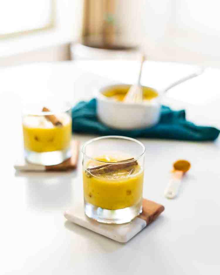 Golden Milk Recipe