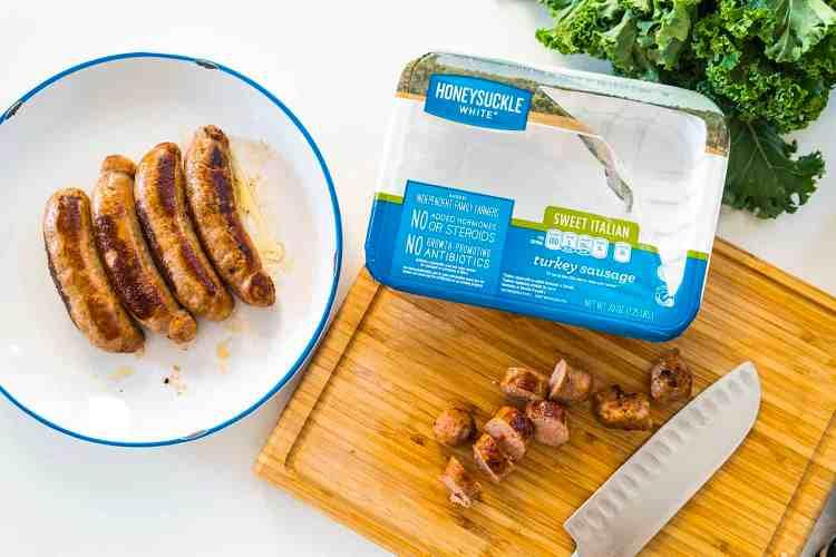 Sweet Italian Turkey Sausage Links - Honeysuckle White®