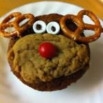 Reindeer Muffin