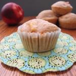 Nectarine, Cashew and Apricot Muffins