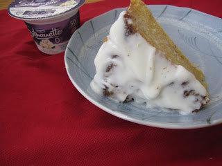 Easy Greek Yogurt Frosting