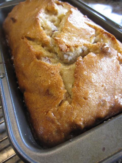 Pecan Lemon Loaf Recipe