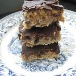 Coconut Chocolate Protein Squares