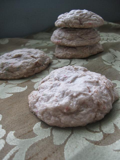 Nutella Stuffed Cookies (with sprinkles!)