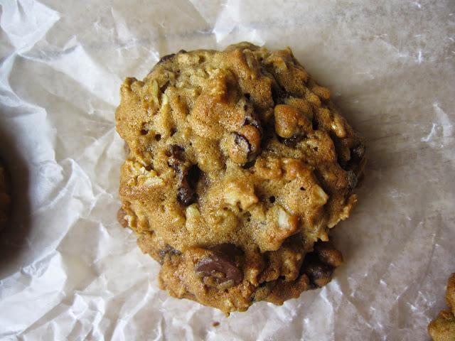 Oatmeal Raisin Chocolate Chip Cookies