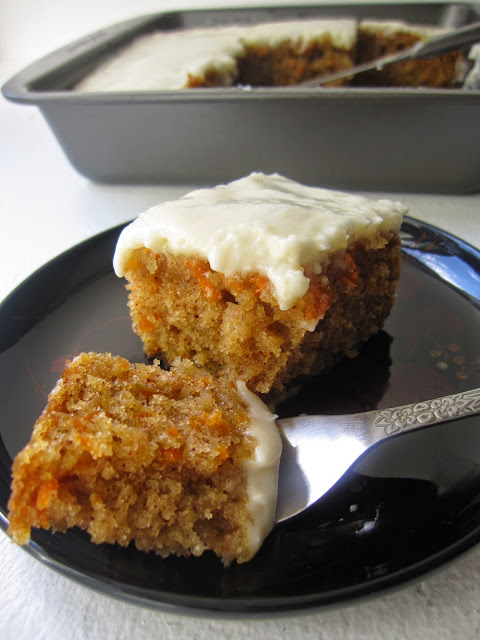 Carrot Cake and Cupcakes
