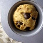 100% Whole Wheat Mini Muffins