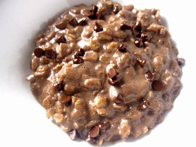Brownie Oatmeal