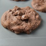 Chocolate Pudding Chocolate Chip Cookies