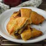 Apple Pie Crescent Rolls