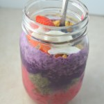 Blueberry, Strawberry and Chia Seed Parfait