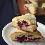 Raspberry Scones Recipe
