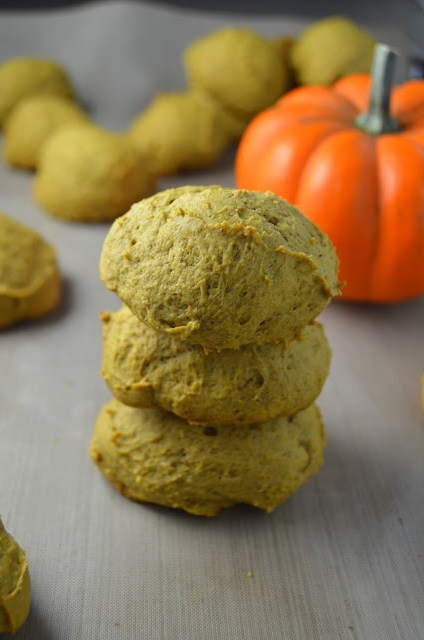 Pumpkin Muffin Tops Recipe