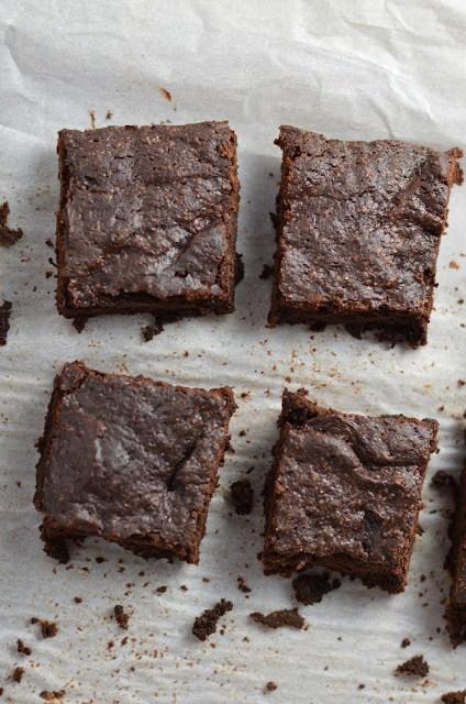Dates Brownies