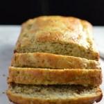 Hemp Heart Banana Bread Recipe