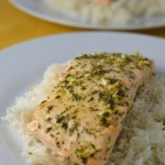 Lemon Garlic Salmon Recipe