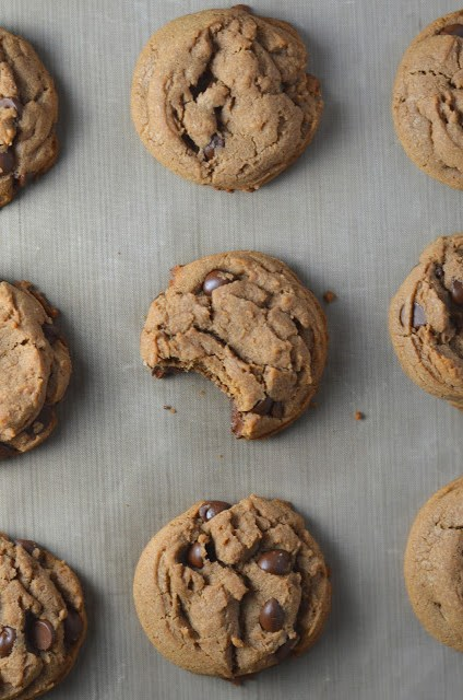 Soft Nutella Chocolate Chip Cookies Recipe