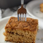Layered Apple Coffee Cake