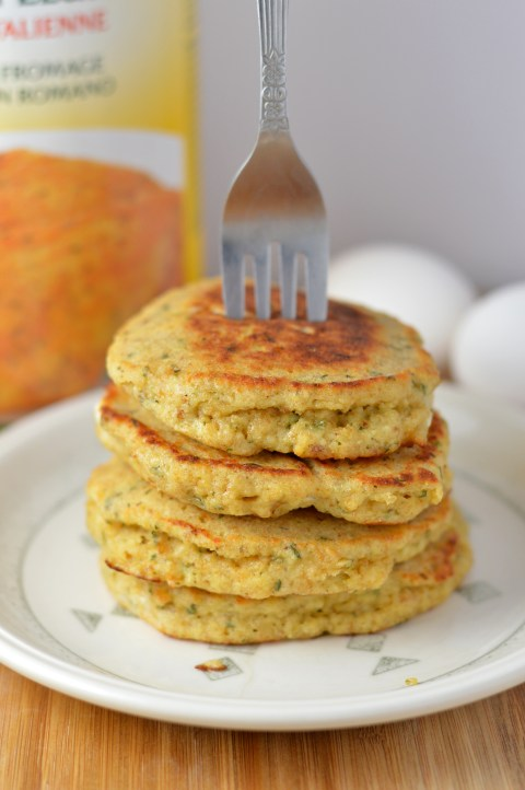 Egg and Breadcrumb Patties