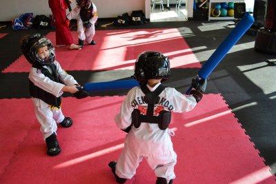Tiny Tigers - Combat Weapons
