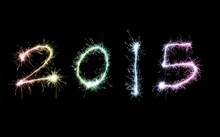 My 3 Words for 2015