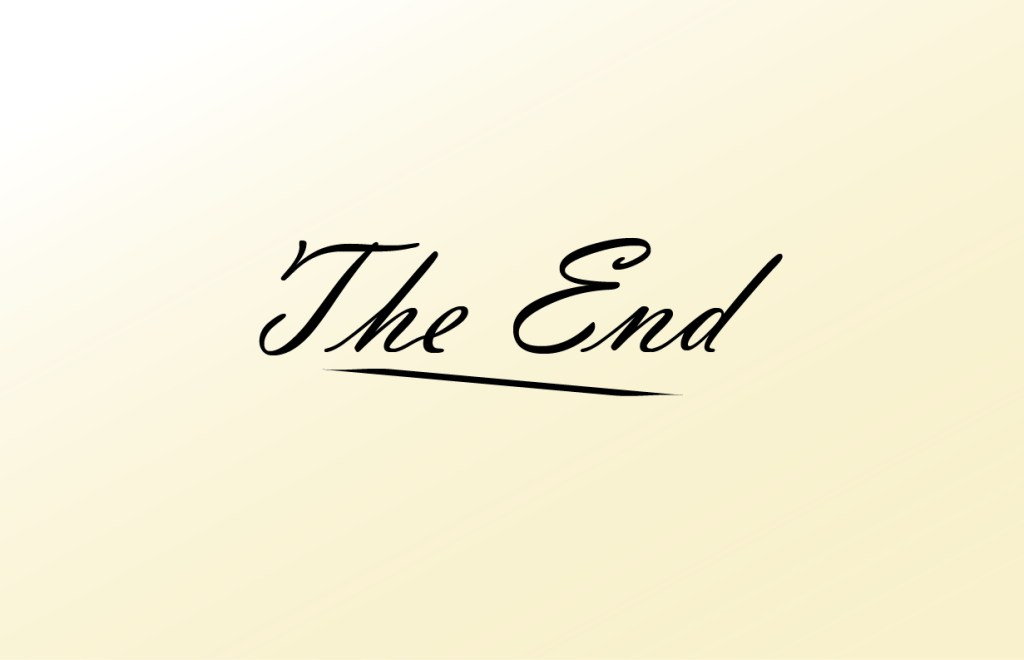 Fortune Cookie Friday: The End Is Just the Beginning