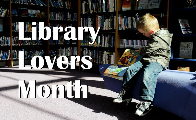 February – Library Lovers Month