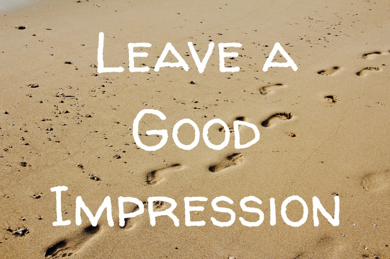 Fortune Cookie Friday: Leave a Good Impression