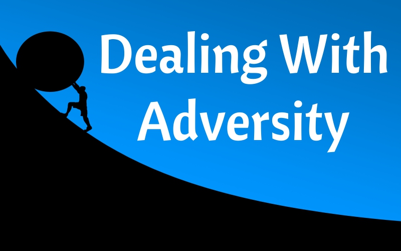 Fortune Cookie Friday: Dealing With Adversity