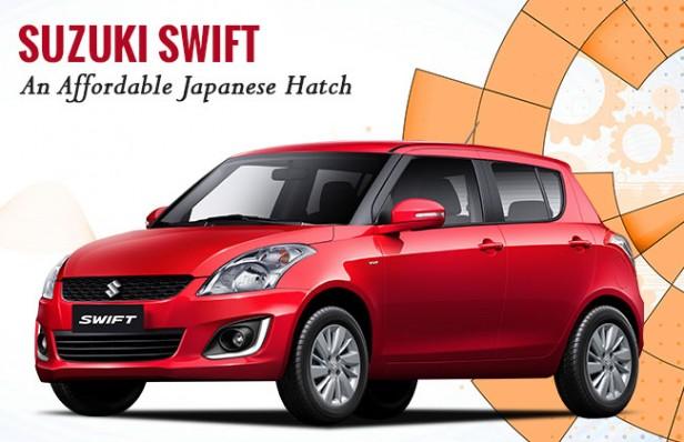 Suzuki-Swift-Japanese-Hatch