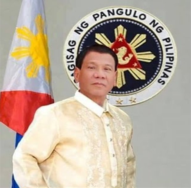 Dutertes Simple Oath Taking with Monggo and Lumpia on Menu