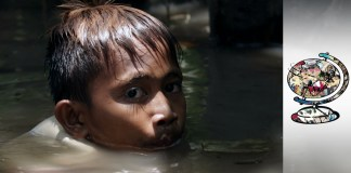 These Children Risking Their Lives For Underwater Gold Mines