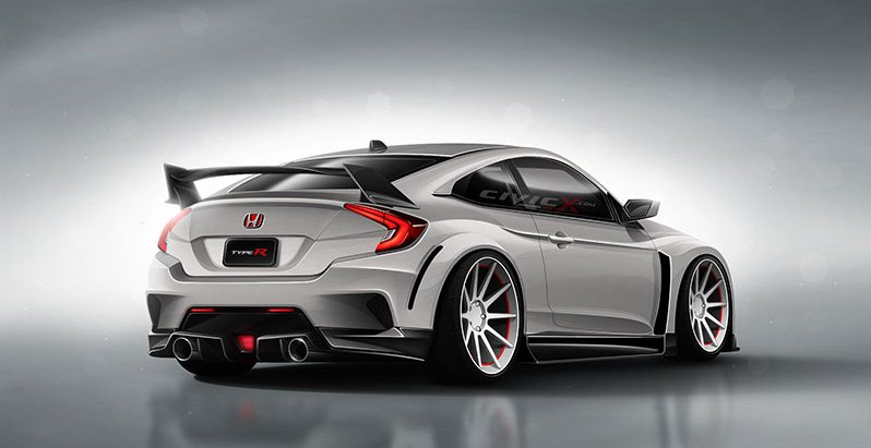 2018 Honda Civic Type R Its Finally Coming To America