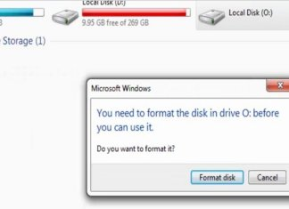 Corrupted or Damaged USB and External hard Drive