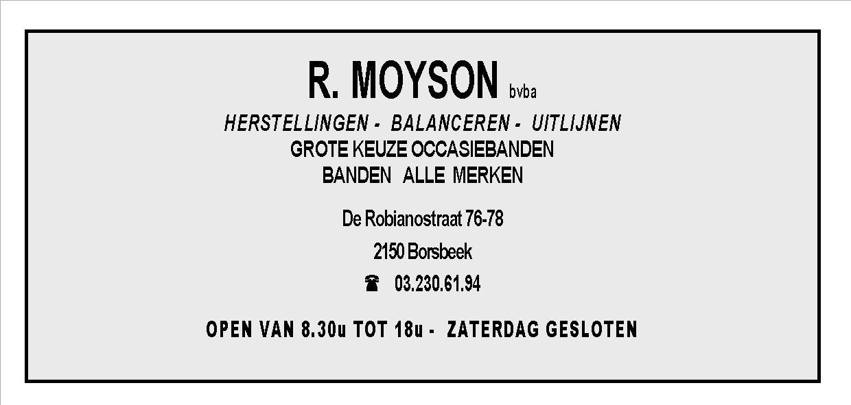 R. Moyson bvba
