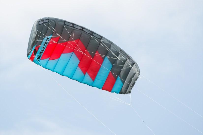 ATBShop - Learning To Power Kite - Ozone Octane