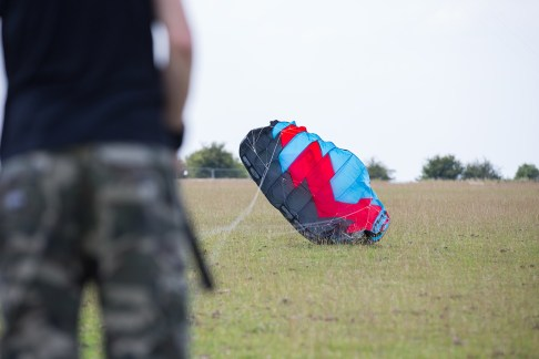 ATBShop - Learning To Power Kite - Relaunching