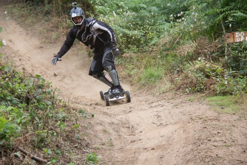 great line by local rider