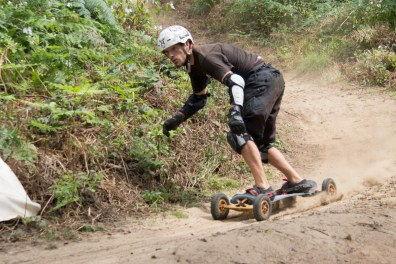 Harry Mountainboarding