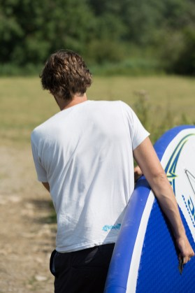 Introduction to SUP - Carrying
