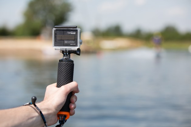 SP Gadgets POV Buoy Floating Pole for GoPro Review