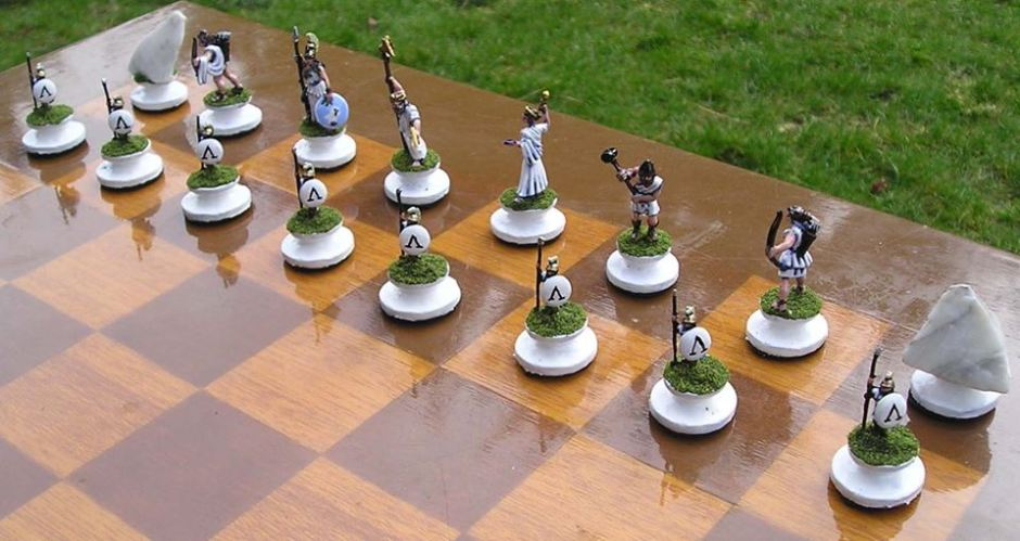 Chess Set of the Gods 2