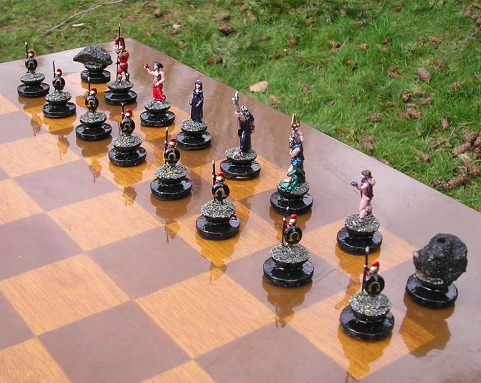 Chess Set of the Gods 3