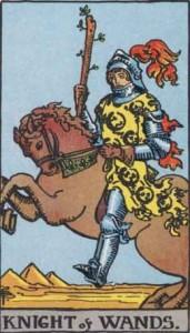Rider-Waite tarot Deck, public domain