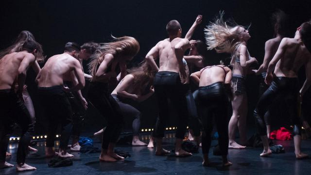 Modern Theatre Dance - Academy of Theatre and Dance - AHK