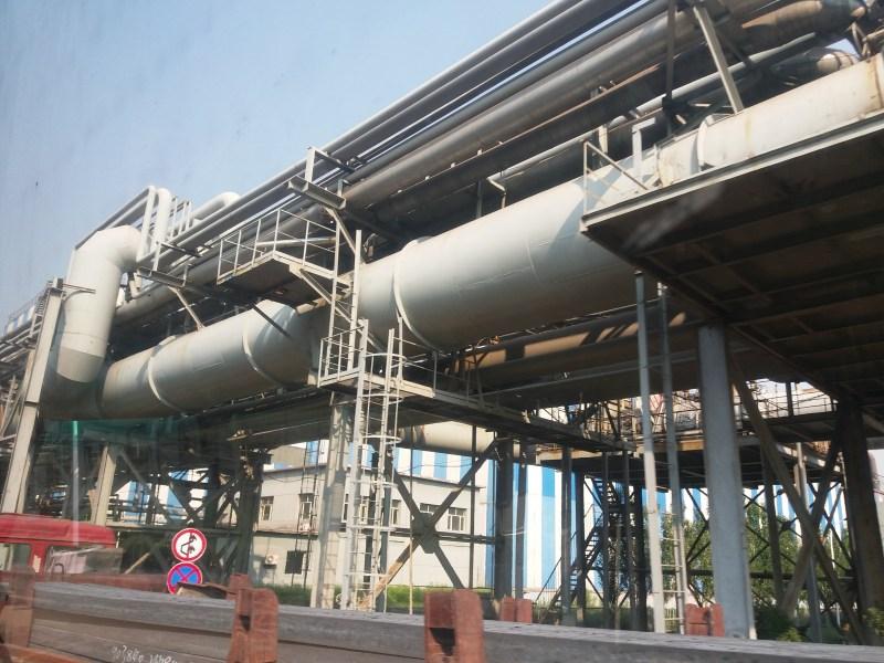 重工業工廠