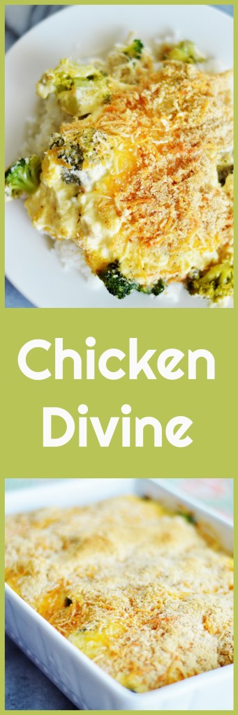 Chicken Divine by A Teaspoon of Home