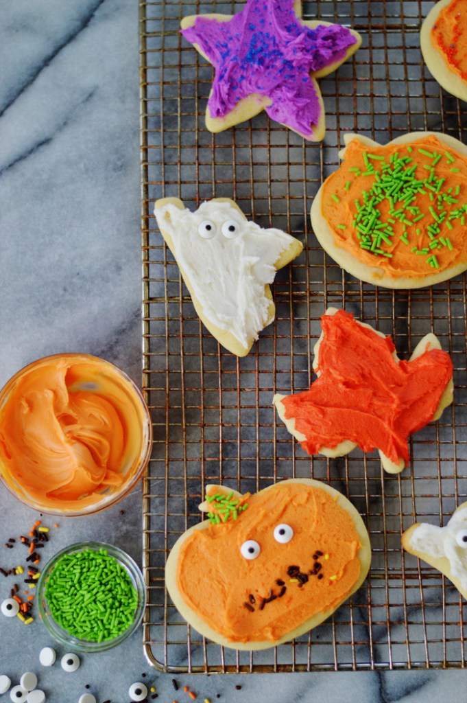 Our Favorite Sugar Cookies by A Teaspoon of Home