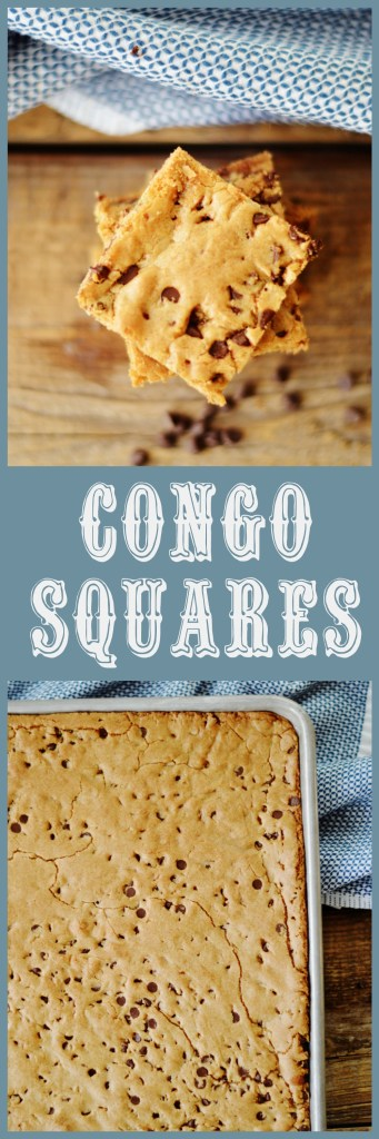 Congo Squares by A Teaspoon of Home