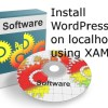 Install WordPress on Localhost using XAMPP